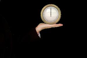 relógio Guia da Reforma Trabalhista